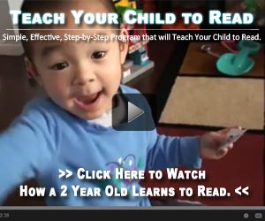 Learn your child to read