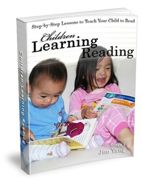 Children Learning Reading stage 2