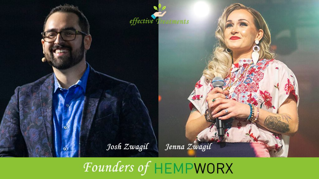 Founders of Hempworx