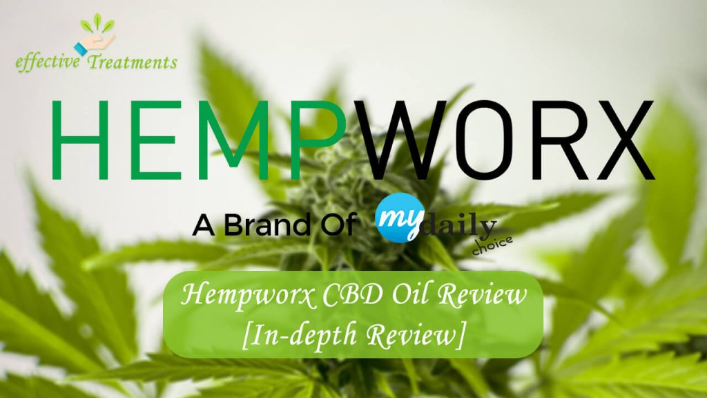 Hempworx Review | CBD Oil Review