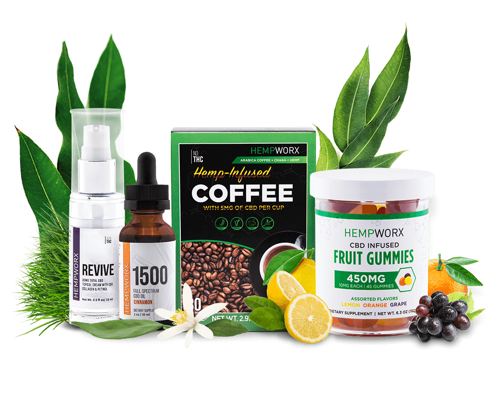 Hempworx Value Pack