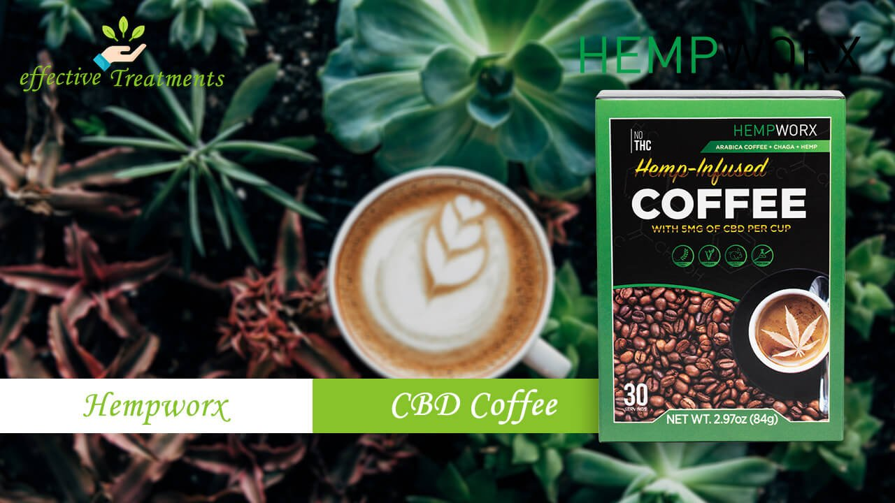 Hempworx Coffee Reviews | CBD Coffee Reviews
