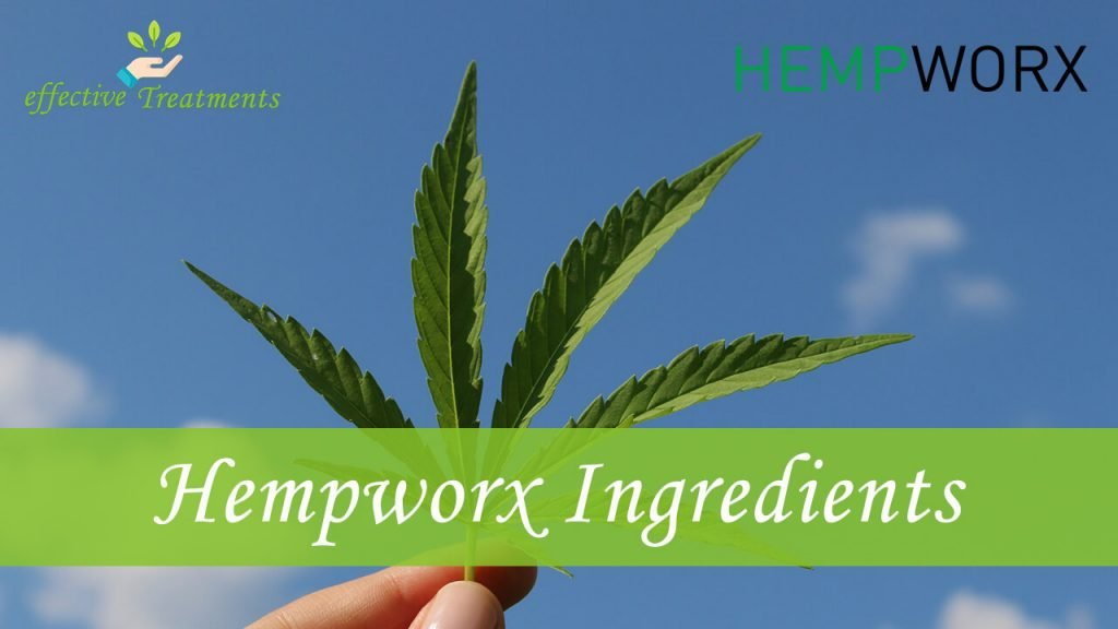 Hempworx Ingredients