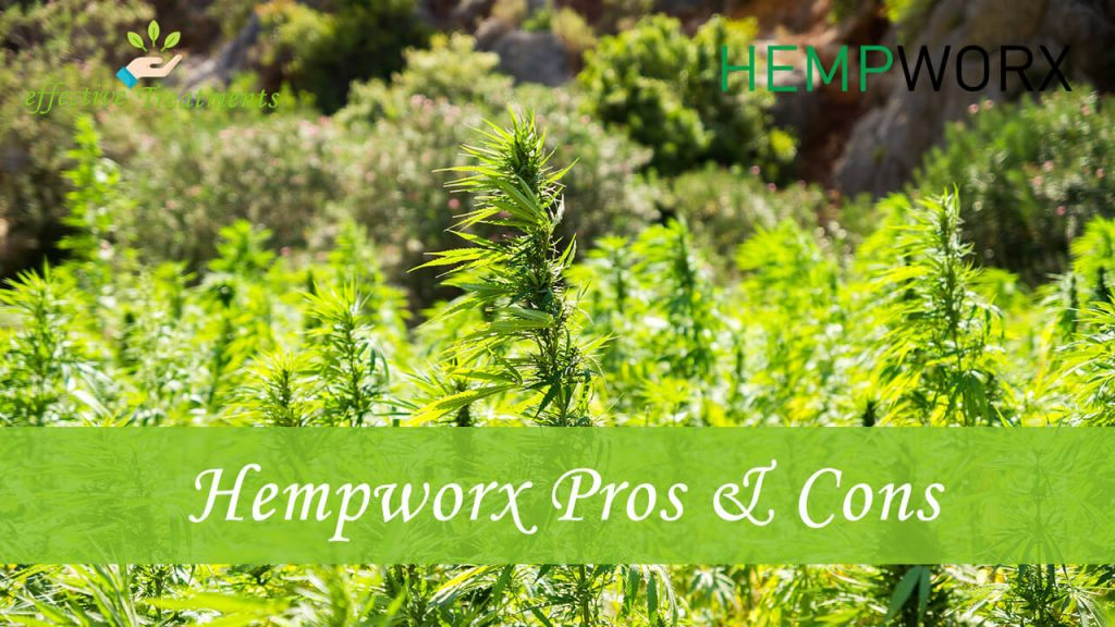 Hempworx Pros and Cons