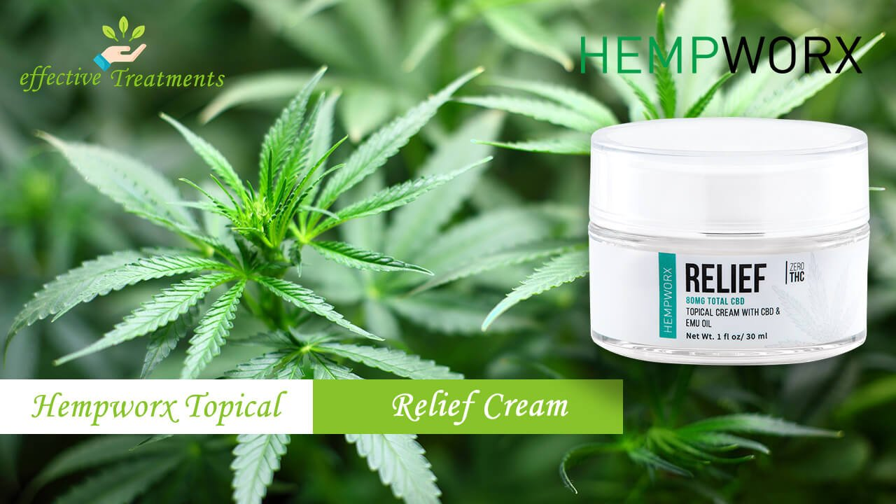 Hempworx Relief Cream Reviews
