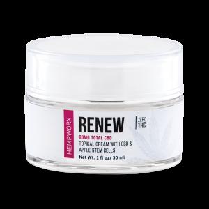 Hempworx renew cream