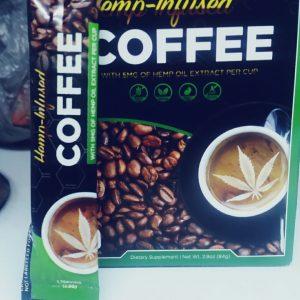Lea B hempworx coffee