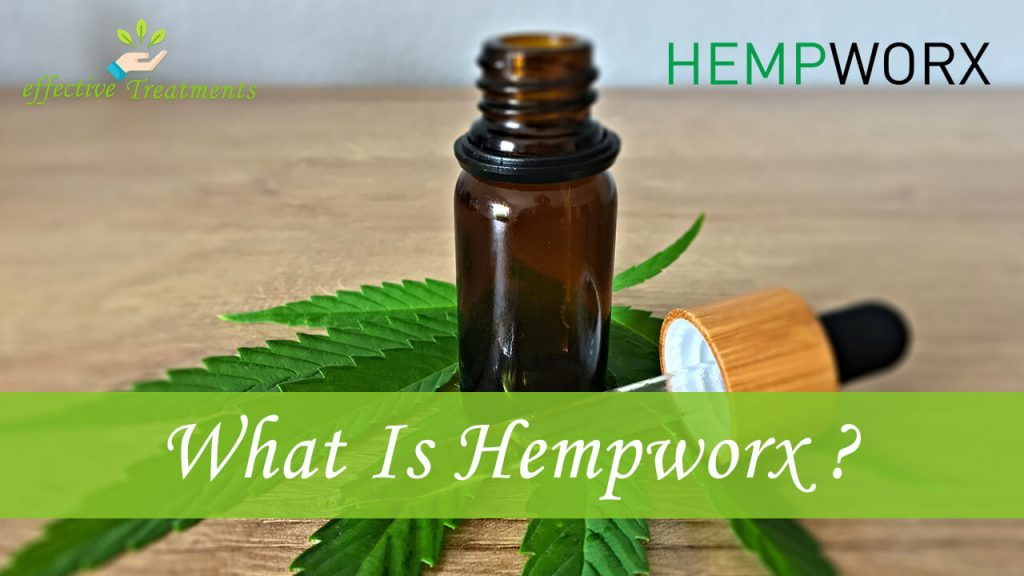What is Hempworx?
