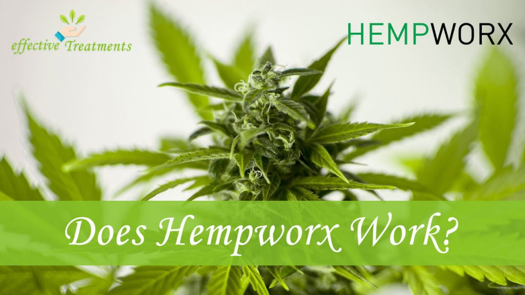 Does Hempworx CBD work?