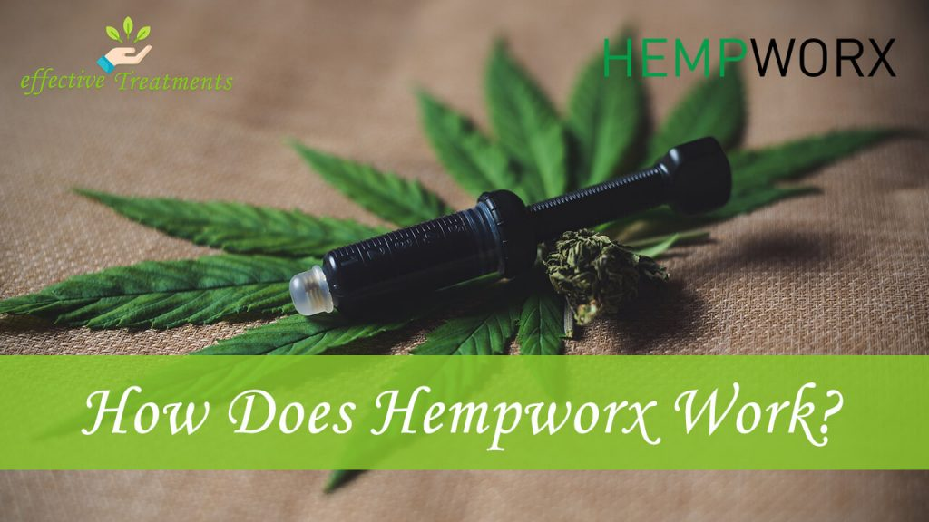How Hempworx works?