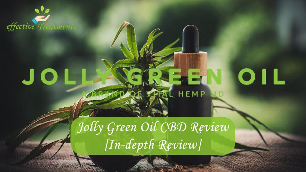 Jolly green oil CBD review