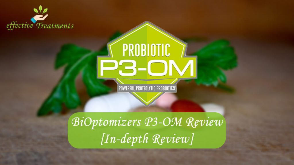 bioptimizers p3om probiotic review