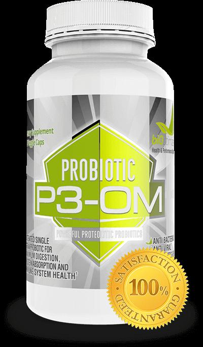 P3OM Probiotic