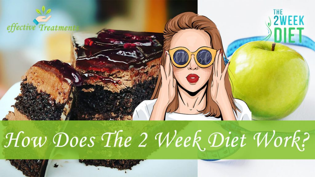 How does the 2 week diet work?