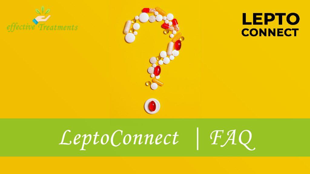 Leptoconnect faq