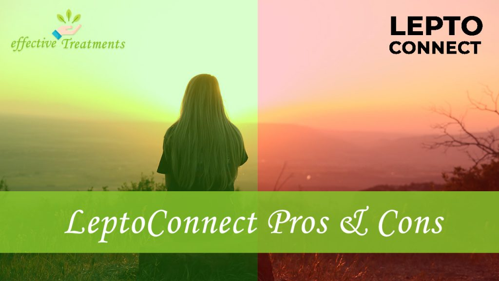 Leptoconnect pros and cons