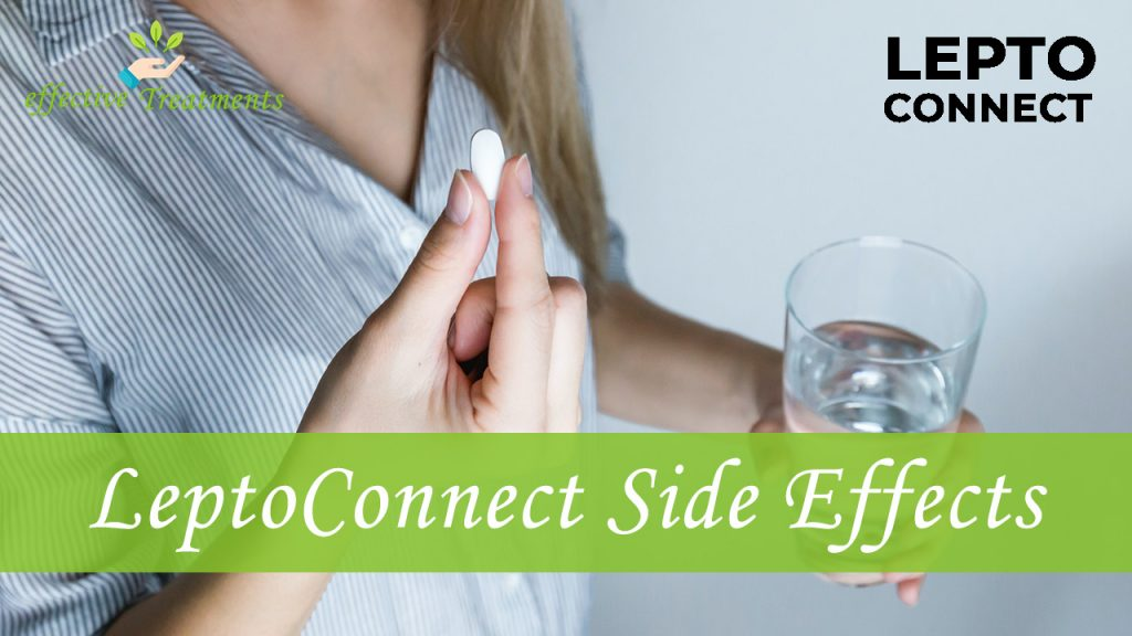 Leptoconnect side effects