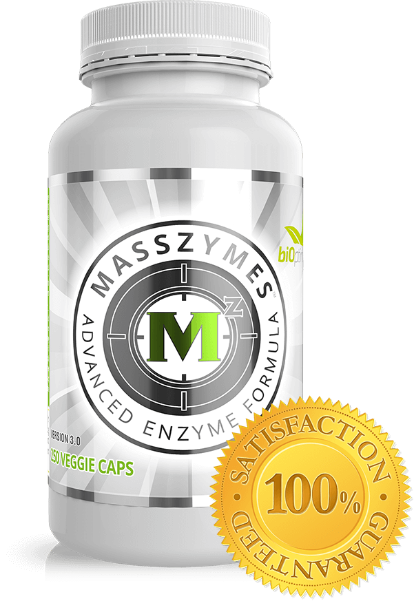 masszymes bottle guarantee seal