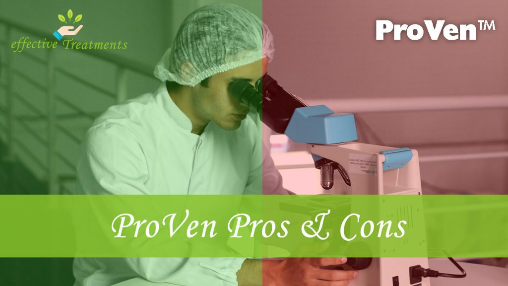 ProVen pills pros and cons