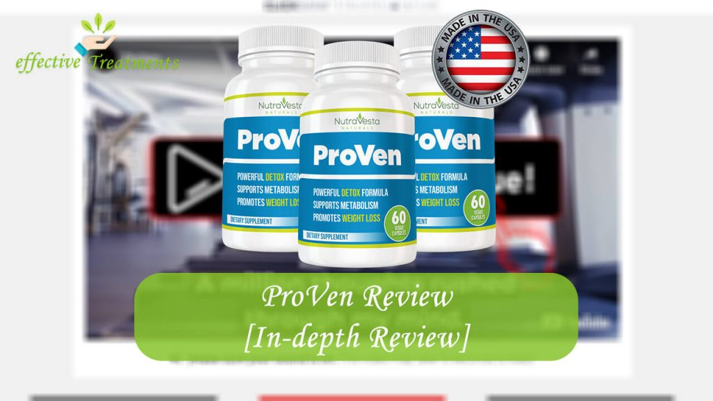 ProVen weight loss pills review