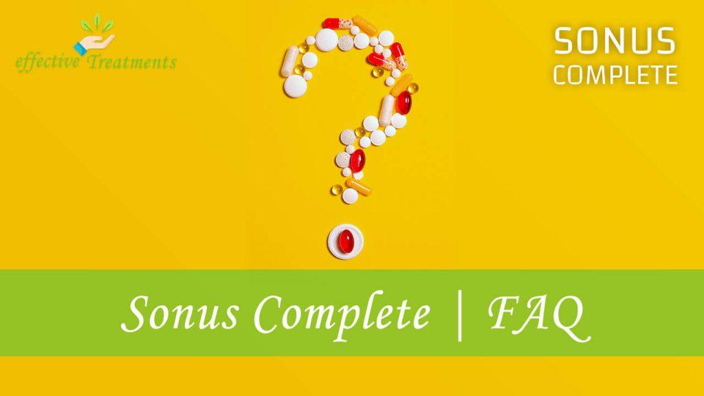 sonus complete faq
