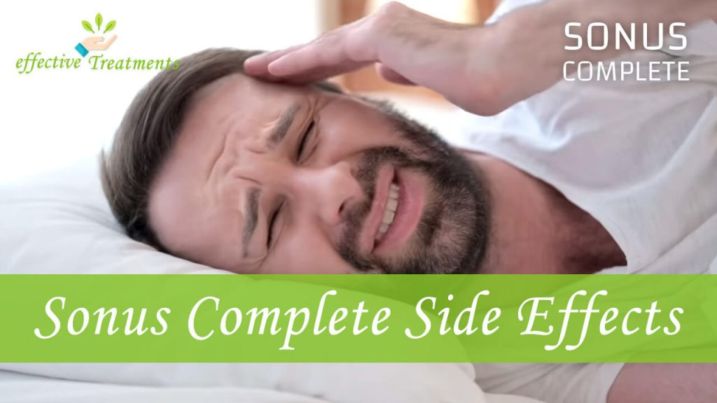 Sonus Complete side effects