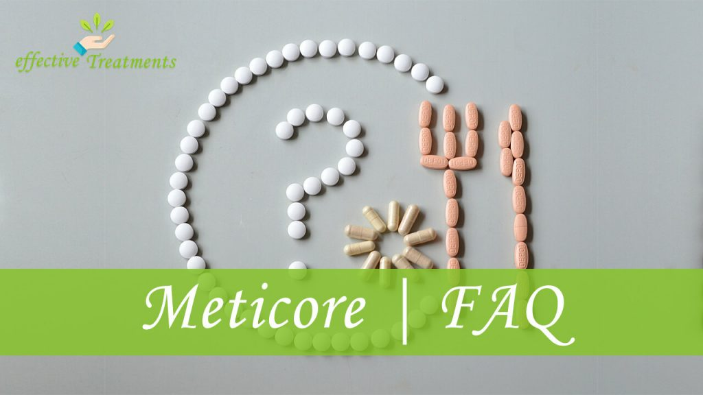 Meticore faq