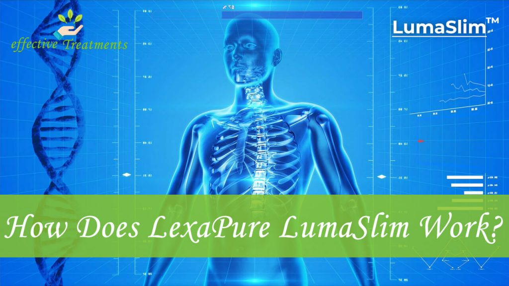 How does lexapure lumaslim work?