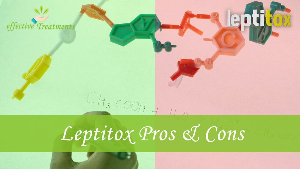 leptitox pros and cons