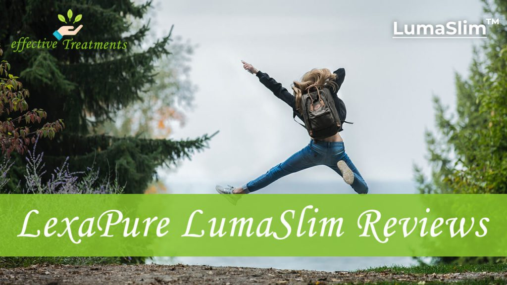 Lexapure Lumaslim reviews