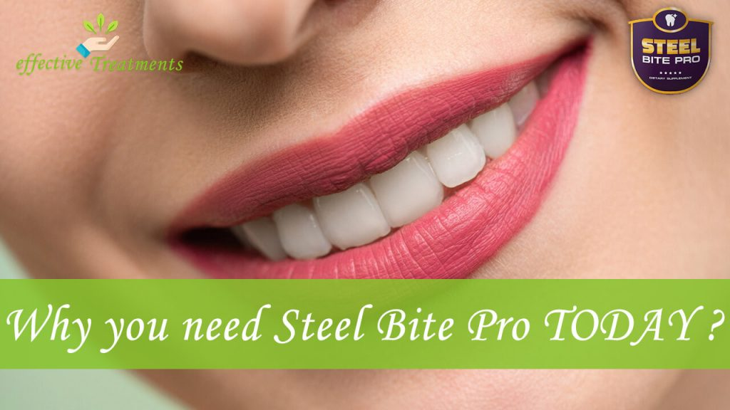 Why you need steel bite pro?