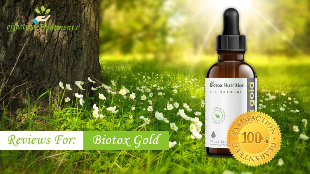 Biotox Gold customer reviews