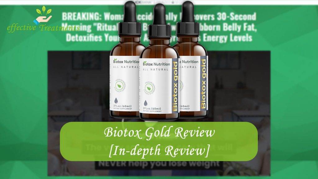 Biotox Gold review