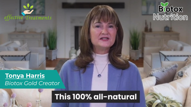 Tonya Harris | Biotox Gold Creator