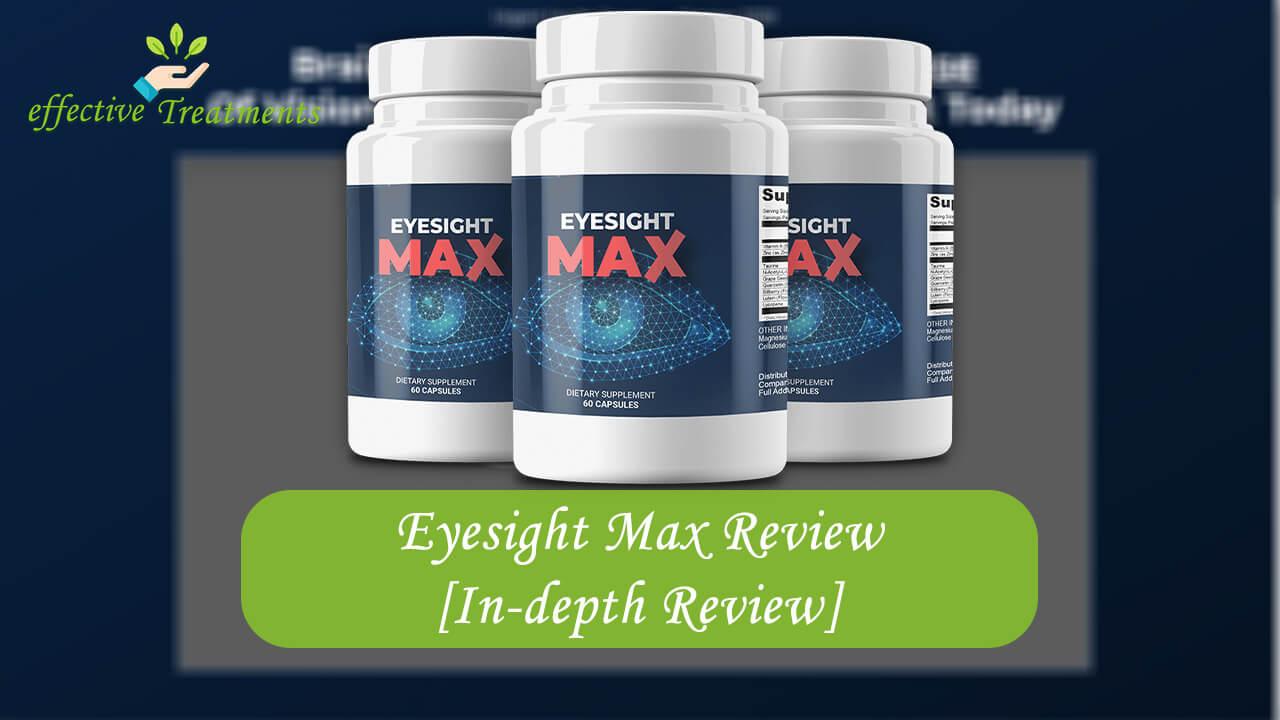 Eyesight Max review