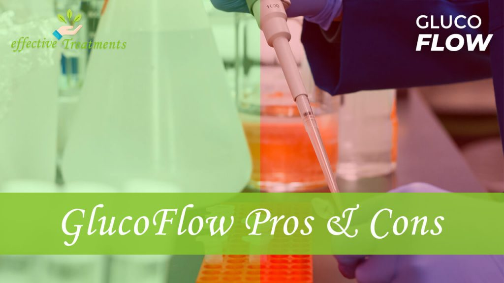Glucoflow pros and cons