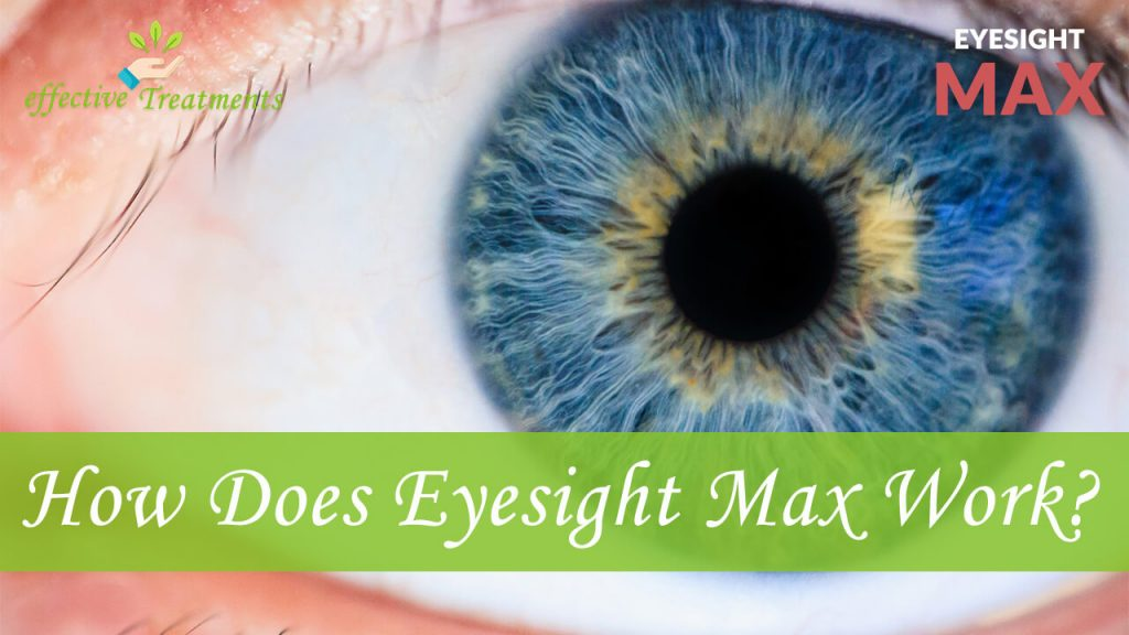 how does Eyesight Max work?