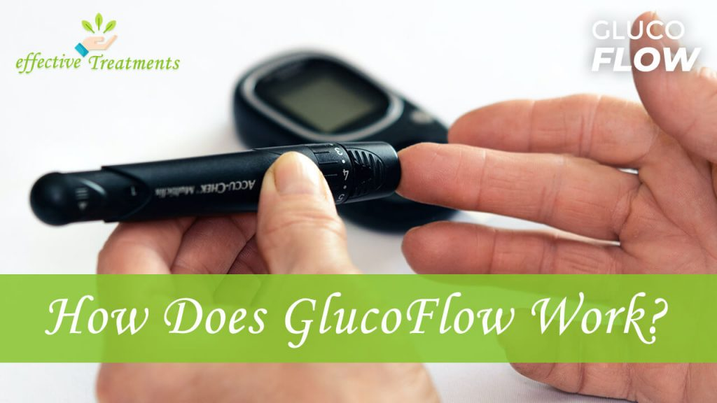 how does Glucoflow work?