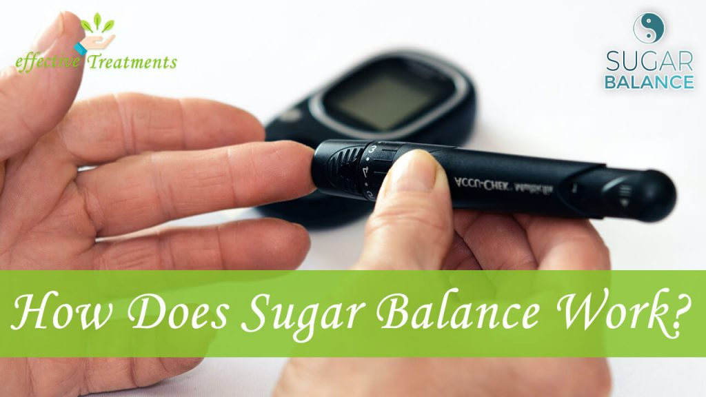 How does sugar balance work?