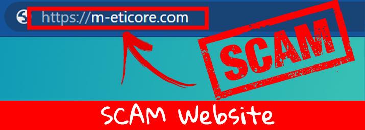 meticore scam website