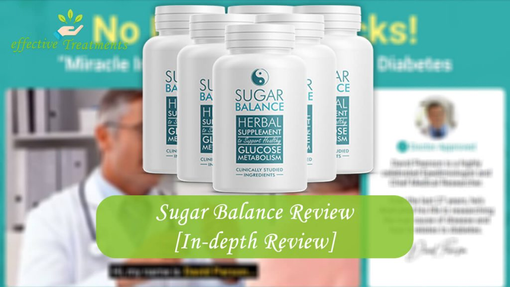 Sugar Balance review