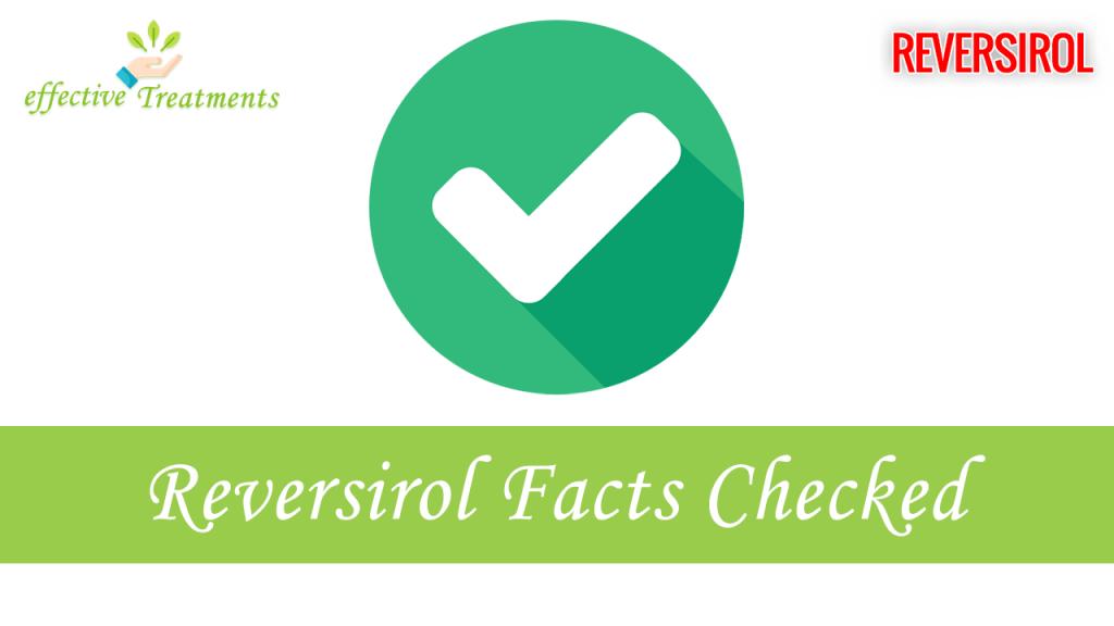 Reversirol facts