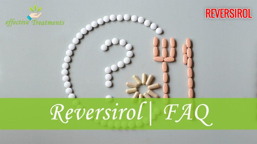 Reversirol faq