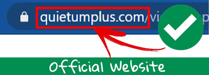 quietum plus official website