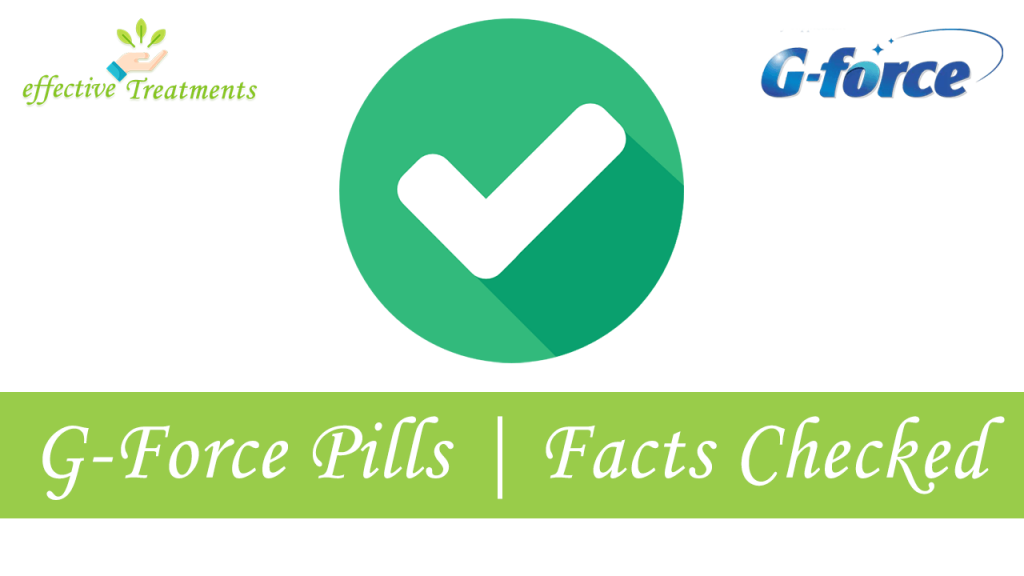 G Force pills for teeth | facts checked