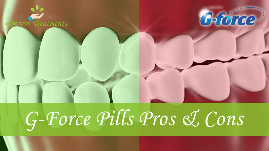 G Force pills pros and cons