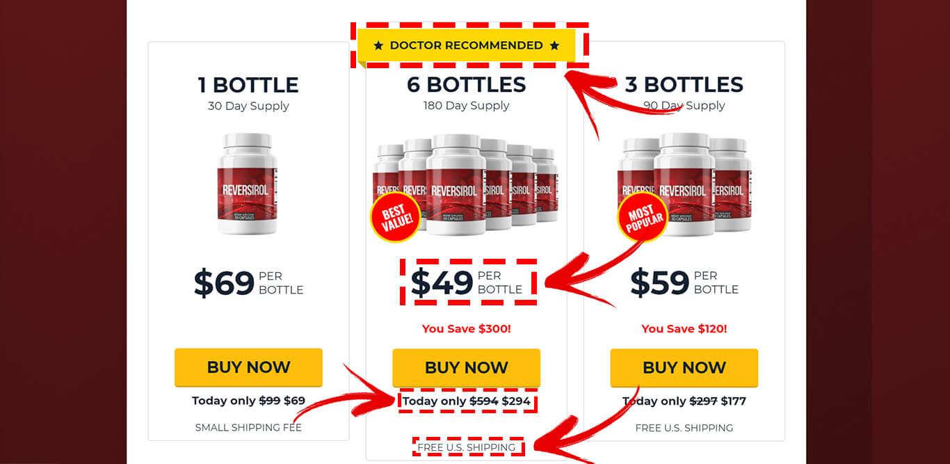 How to buy reversirol step2