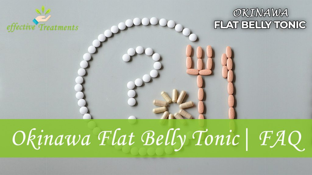 Okinawa Flat Belly Tonic FAQ