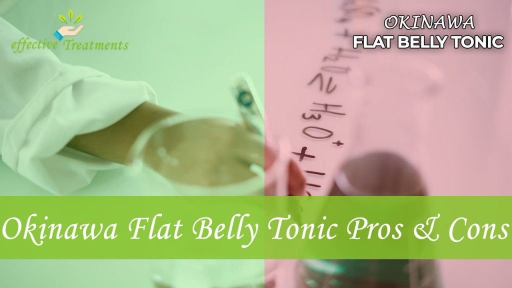 Okinawa Flat Belly Tonic pros and cons