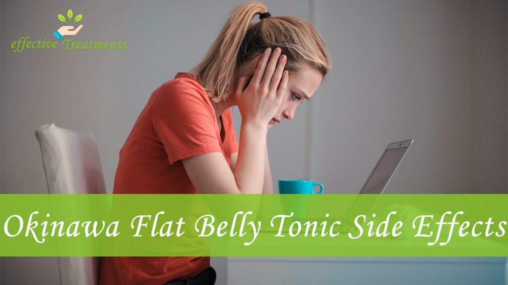 Okinawa Flat Belly Tonic side effects